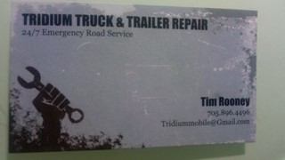 Tridium Truck & Trailer Repair